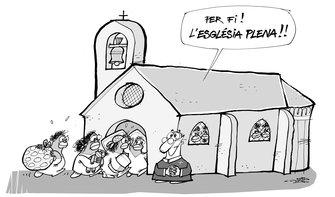Viñeta de Joan antoni Poch, publicada el 25 de julio de 2013 en el Punt Avui